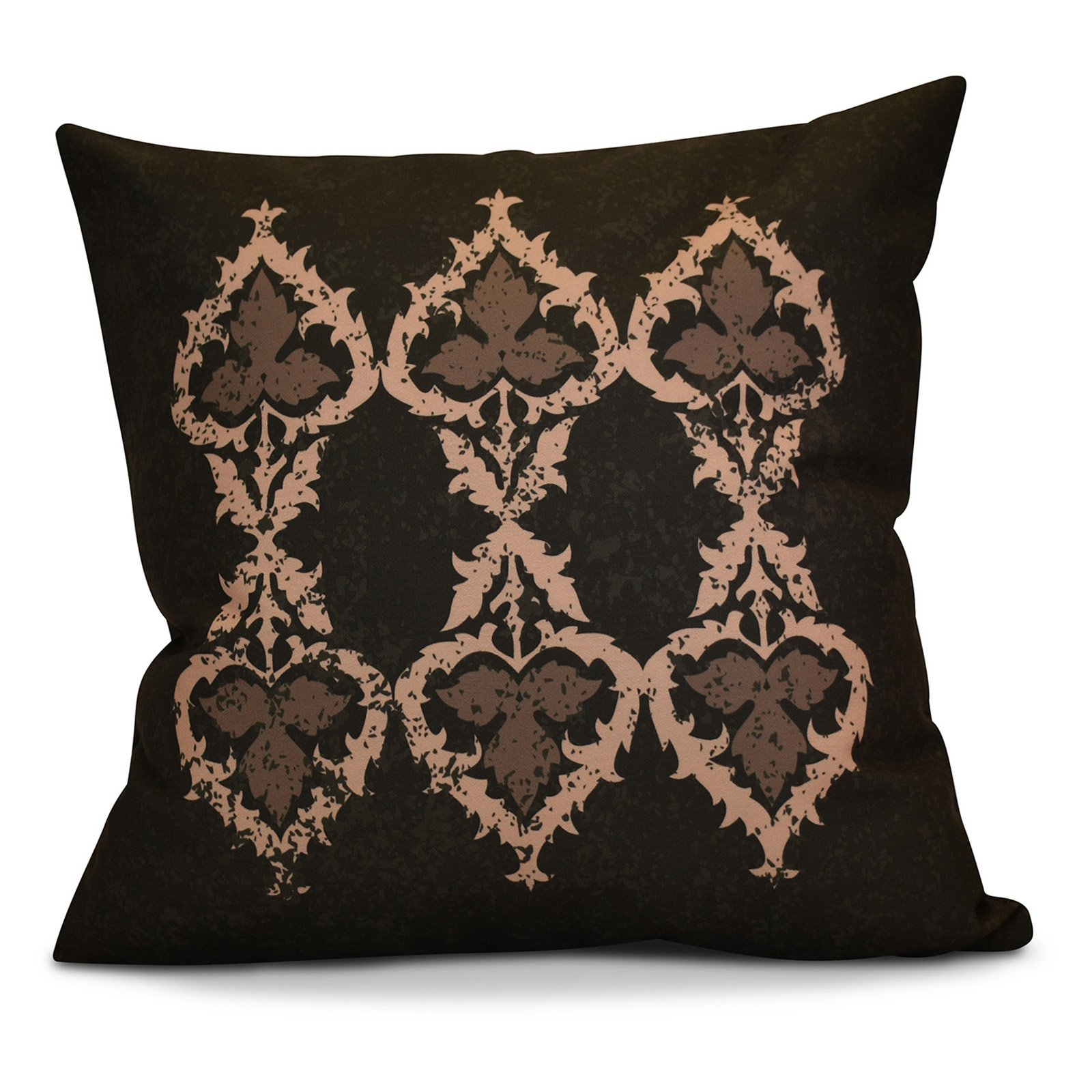 E by design Decorative Pillow Brown