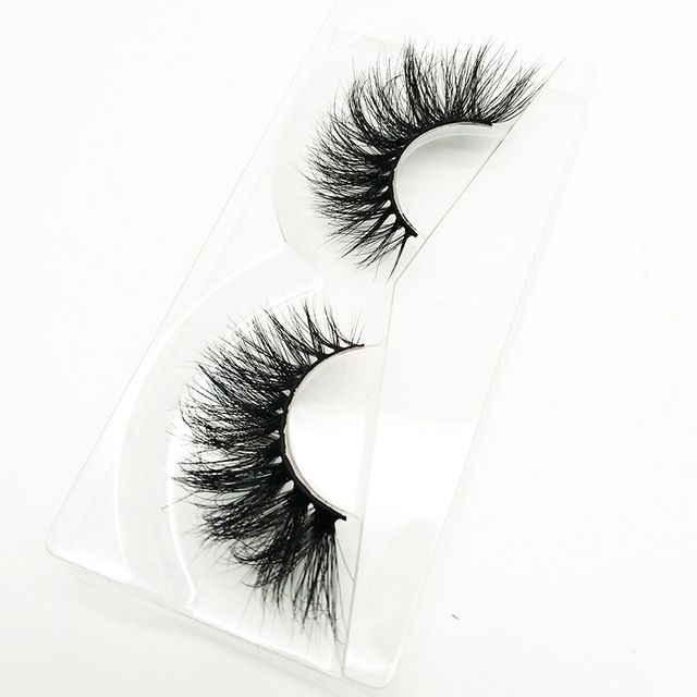 Source High Quality Private Label 100% Real 3d Mink Lashes