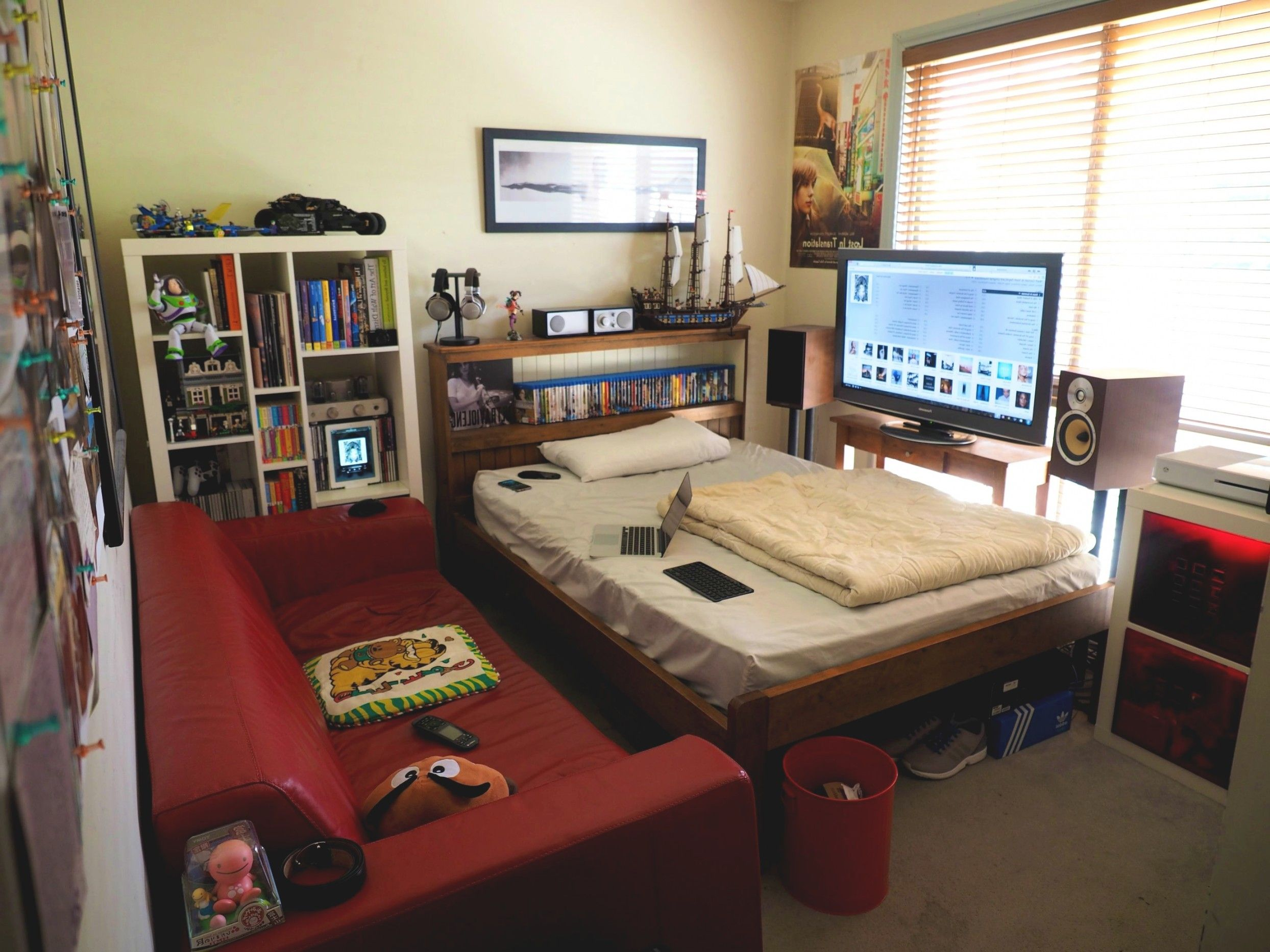 Cool Bedroom Setups Home Design Ideas Answersland Regarding