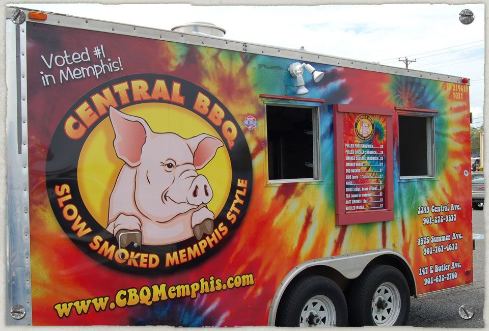 Central Bbq Food Truck New Orleans Here We Come Pinterest Bbq