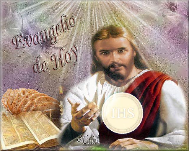 Vidas Santas: Evangelio Agosto 16, 2015