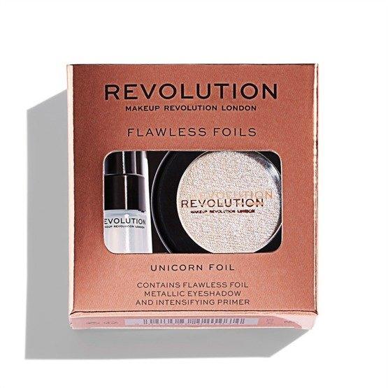 Makeup Revolution REVOLUTION Flawless Foils Cień foliowy