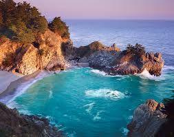 Big Sur Park, California. I want to go.