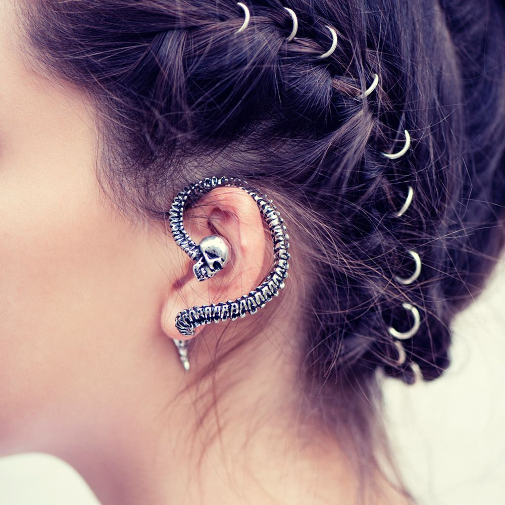 earrings best images crystal angel earring pinterest wrap cuff set ear wing on okajewelry jewelry