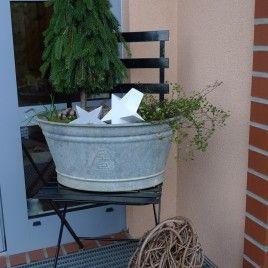 Herz aus Weinranken #patioplants