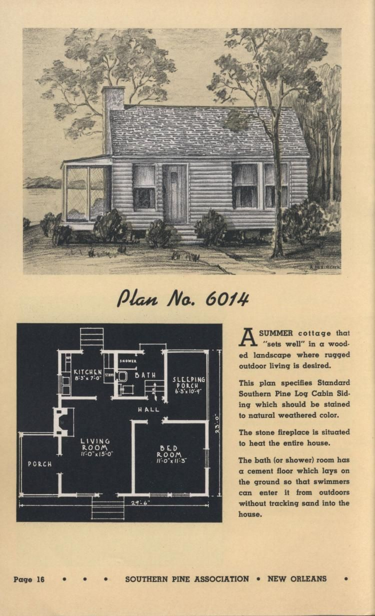 Low Cost Homes And Summer Cottages Page 18 Of 19 No Floor Plans Pages 1 4