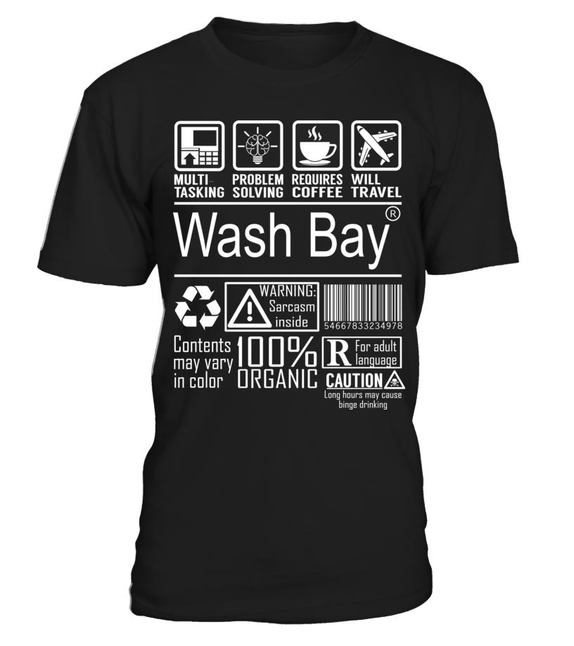 Wash Bay Multitasking #WashBay
