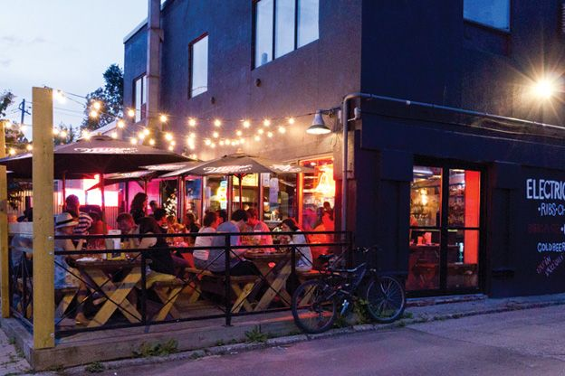 Get Outside: The 10 Best New Toronto Patios - Gallery ...