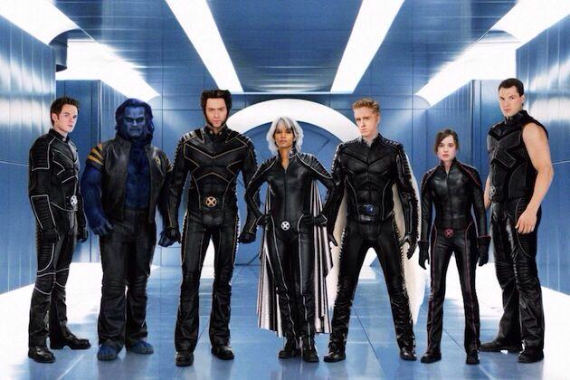 Live Cast Of X Men Last Stand Ice Man Beast Wolverine Storm Arch Angel Kiddie Pride Colossus X Men Man Movies X Man Cast