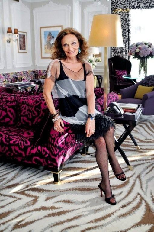 diane von furstenberg designs chic suites for london u2019s