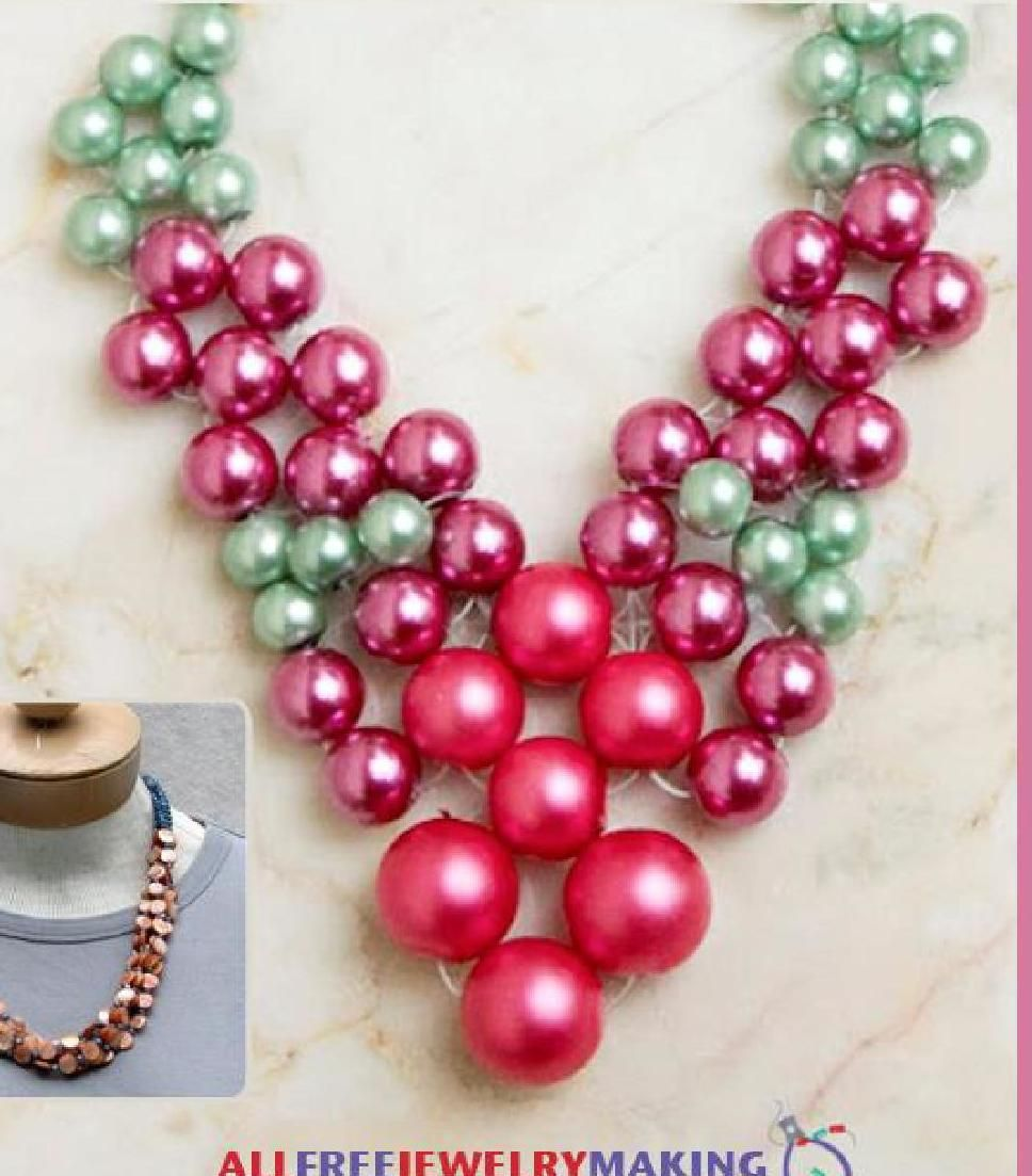 How to make a necklace 8 beaded diy necklace ideas free ebook clippedonissuu from how to make a necklace 8 beaded diy necklace ideas free ebook fandeluxe Images