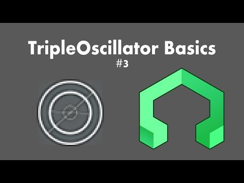 LMMS Tutorial 3: TripleOscillator Basics - YouTube | LMMS in