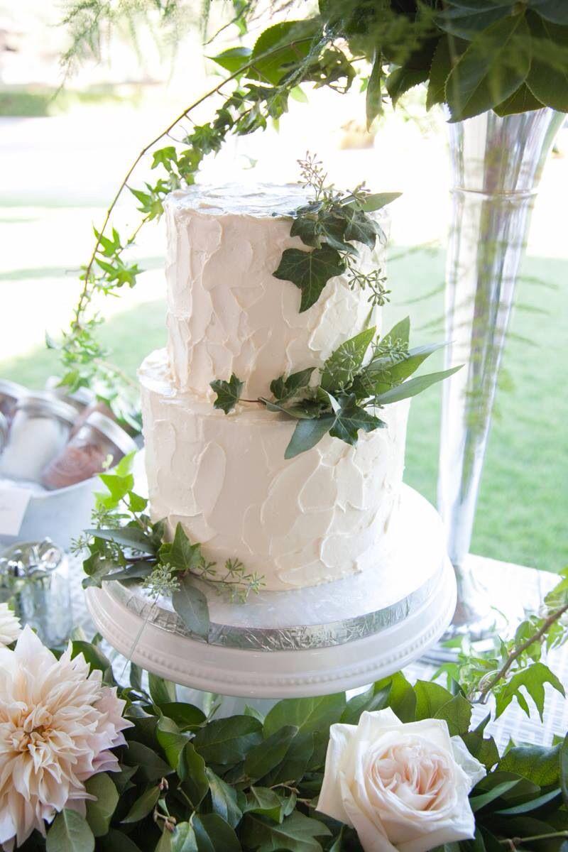 Babycakes san diego buttercream wedding cake butter