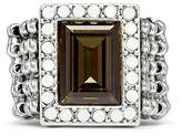 jewelry-philippe audibert elea rectangular erinite stone ring