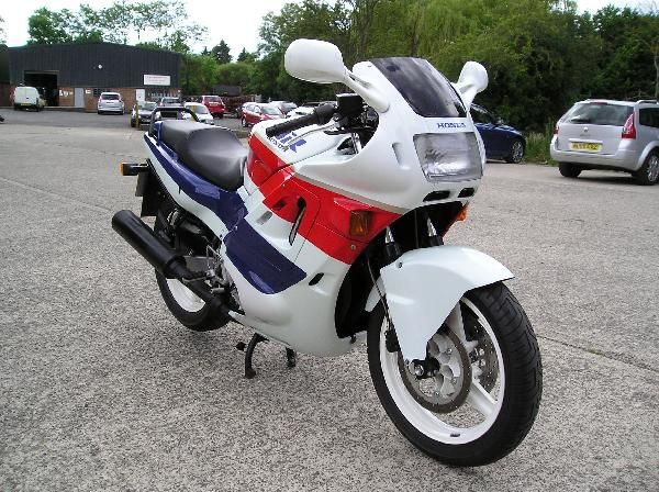 Honda Cbr 600 87 Hurricane Bikes Honda Cbr 600 Honda