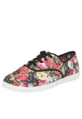 d725e27f1 Tênis Juice it Destin Flower Preto/Rosa | Sapatos | Pinterest ...