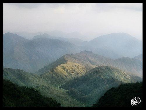 عسير Natural Landmarks Mountains Saudi Arabia
