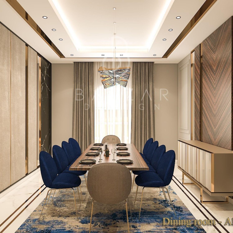 غرفه طعام مودرن 10 Transitional Style Dining Room Ideas Transitional Style Dining Room Interior Design Home
