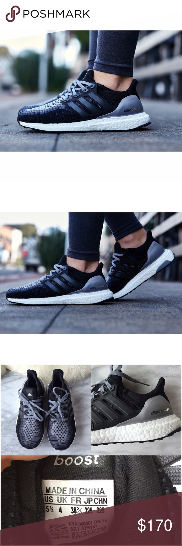 cheap for discount 01eab 43c46 Adidas Ultra Boost Knit Running Shoes ?Authentic Adidas ...