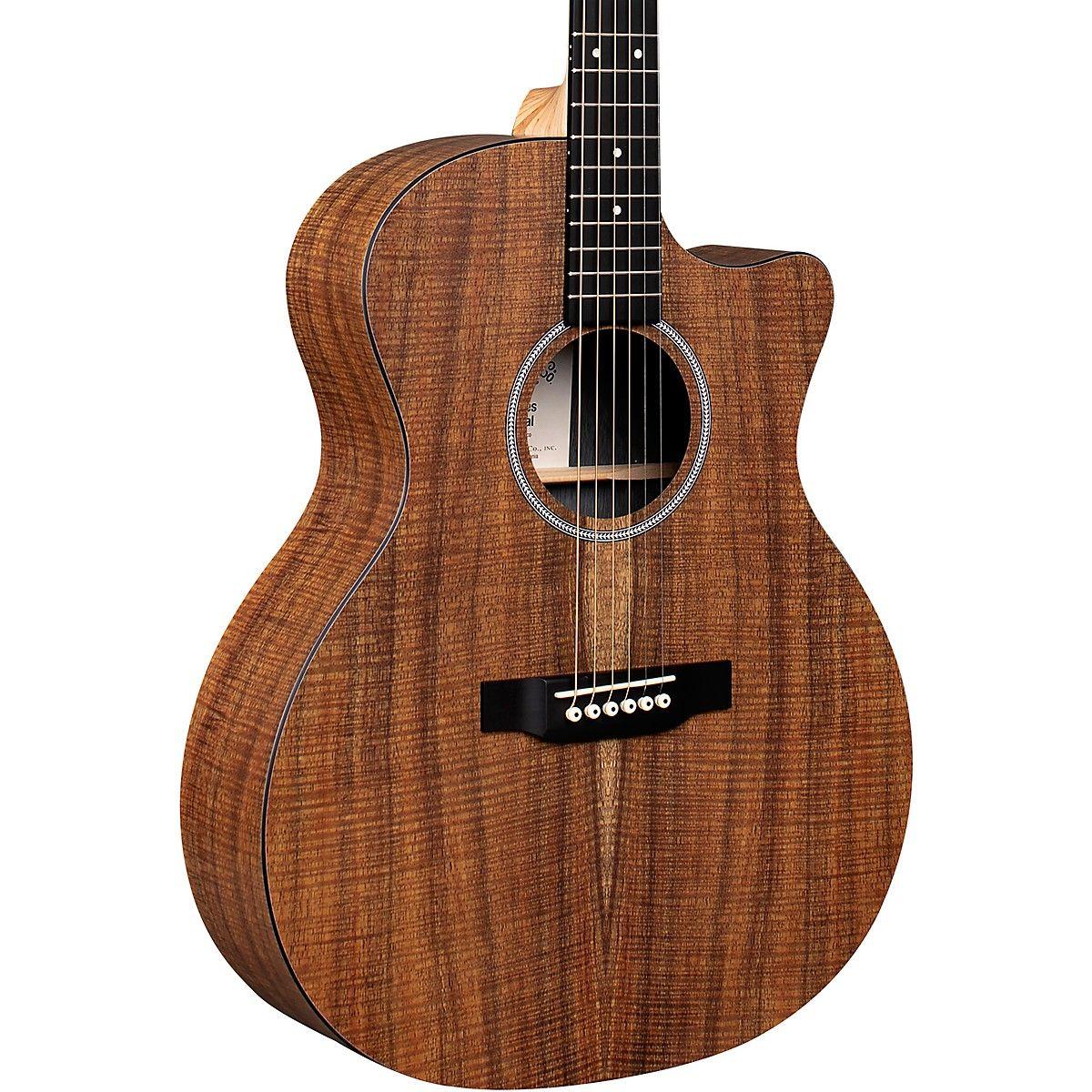Martin GPC Special Koa X Series Grand Performance Acoustic-Electric Guitar Natural   Guitar Center