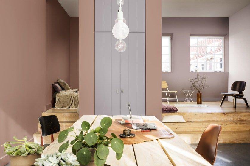 interieur inspiratie heart wood kleur van het jaar 2018 woonblog stijlvolstylingcom