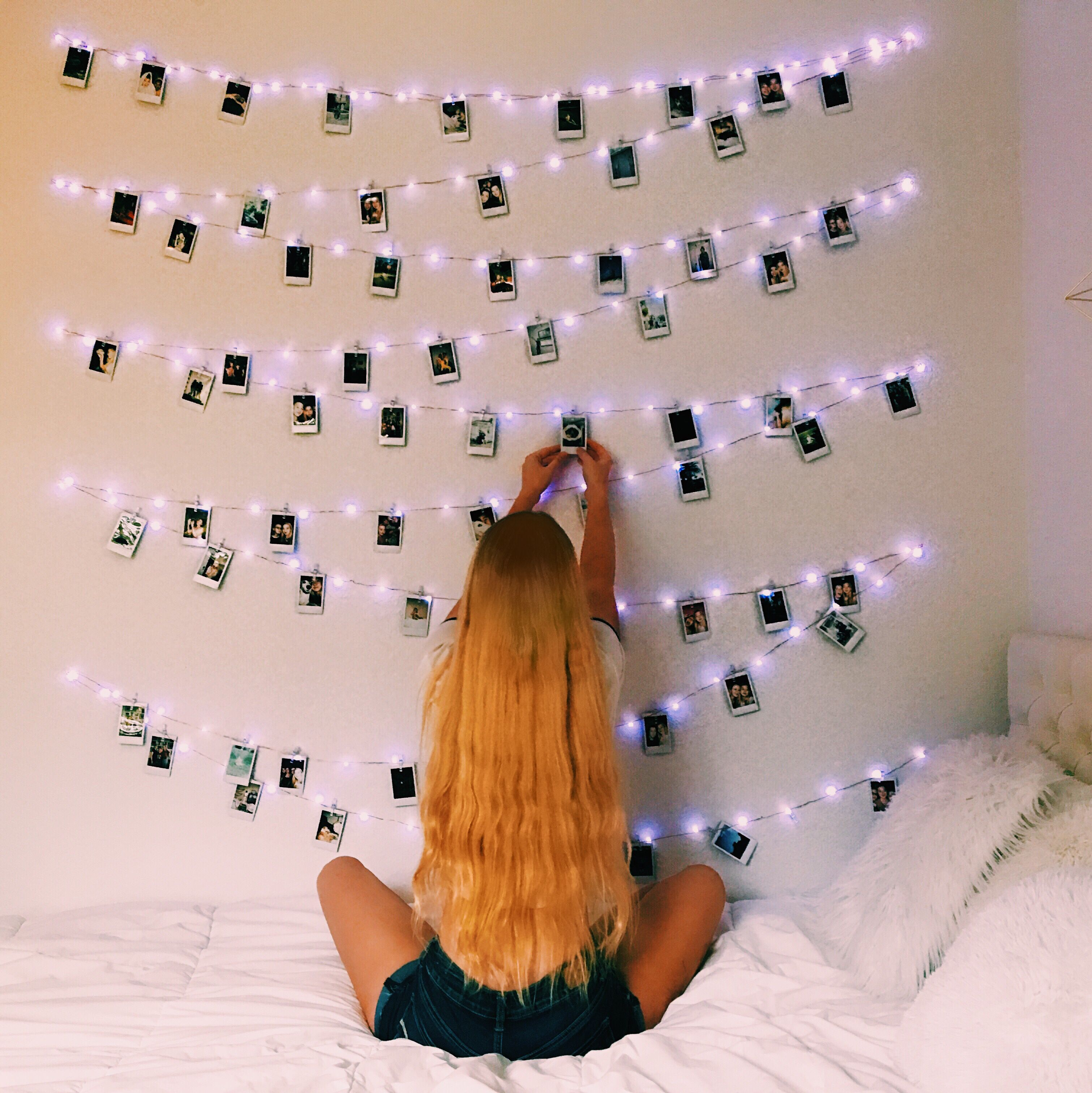Fairy Lights Bedroom Lighting