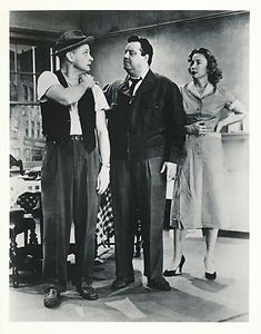 Art Carney, Audrey Meadows, Jackie Gleason Honeymooners