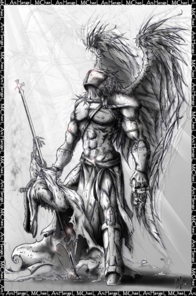 Archangel Michael Nevermore By