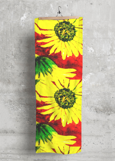 Essential Top - sunflowers by VIDA VIDA Pay With Visa Online WwRSq