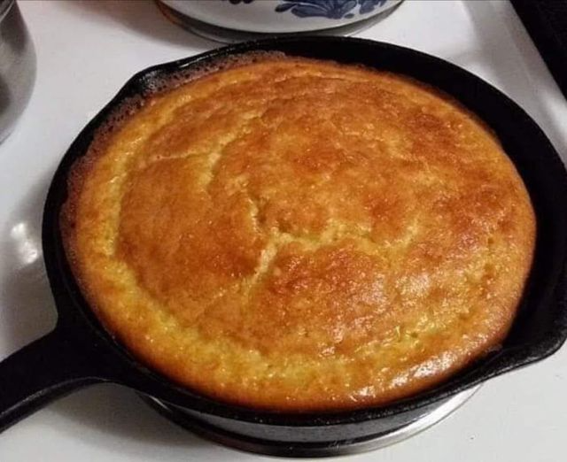 Grandmother S Buttermilk Cornbread Page 2 Family Recipes In 2020 Buttermilk Cornbread Recipes Corn Bread Recipe