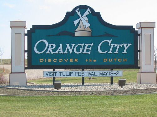 Orange City Iowa Orange City City Tulip Festival