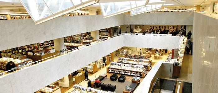Akateeminen kirjakauppa voisi pyrkiä Spotifyn liiketoimintamalliin