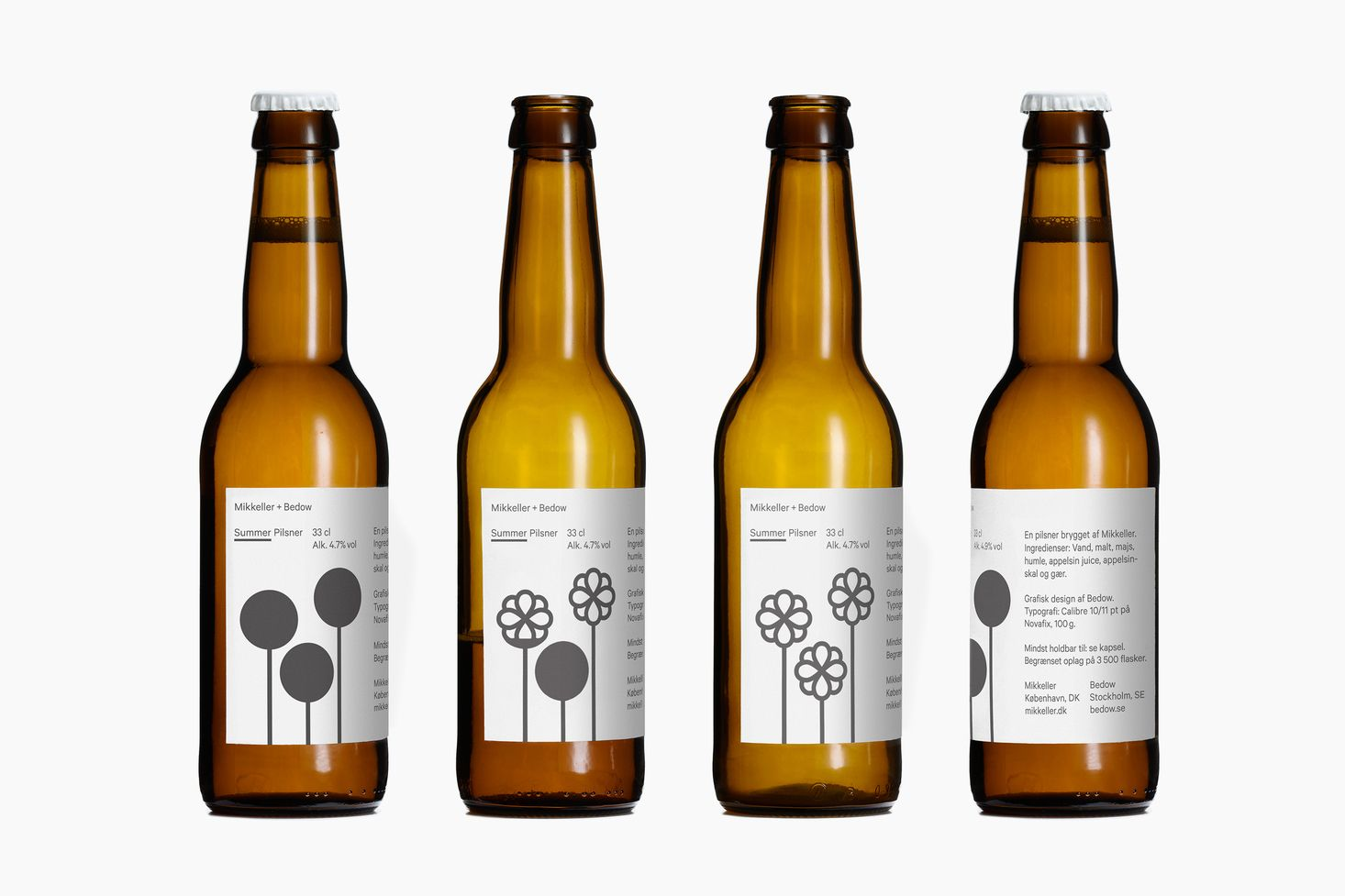 Mikkeller, Packaging