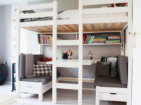 Mommo Design Loft Beds Ikea Ideeen Interieur