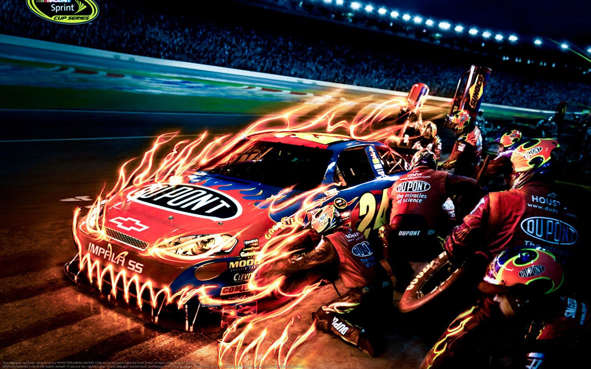 Nascar Fire Art Wallpaper James Folder Pinterest Fire Art
