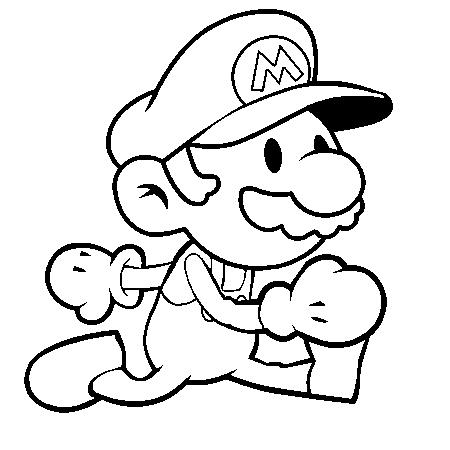 dessin super mario a colorier dessin colorier et dessin non