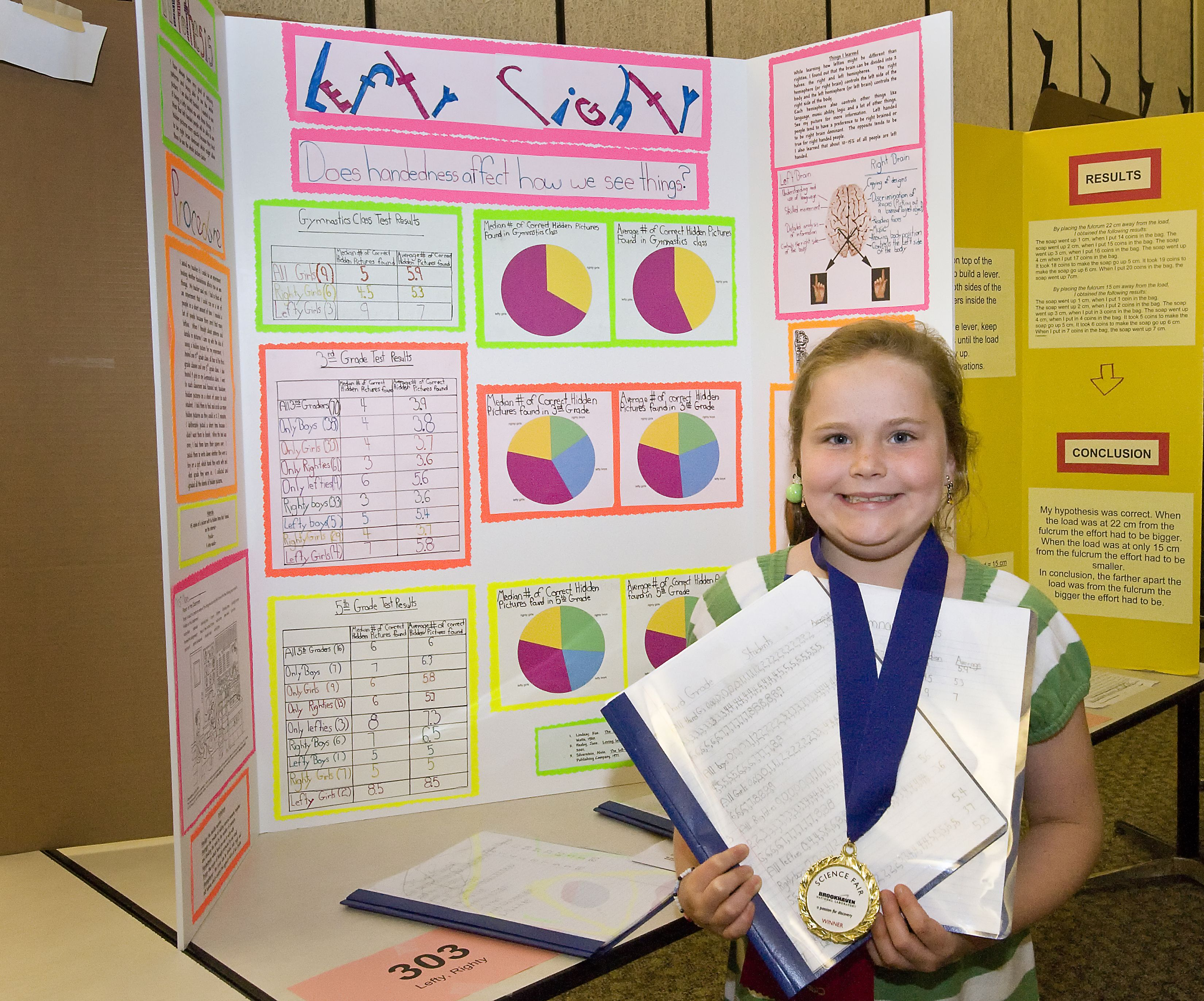 3rd-Grade Electricity Science Fair Project Ideas