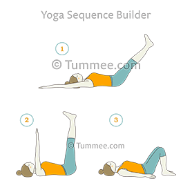 Dead Bug Core Series B Helps Boost Energy In The Body And Hence Can Be Included In Flow Yoga Sequences Dead Bug Core Series B Is Considered A Warm Up Yoga Joga