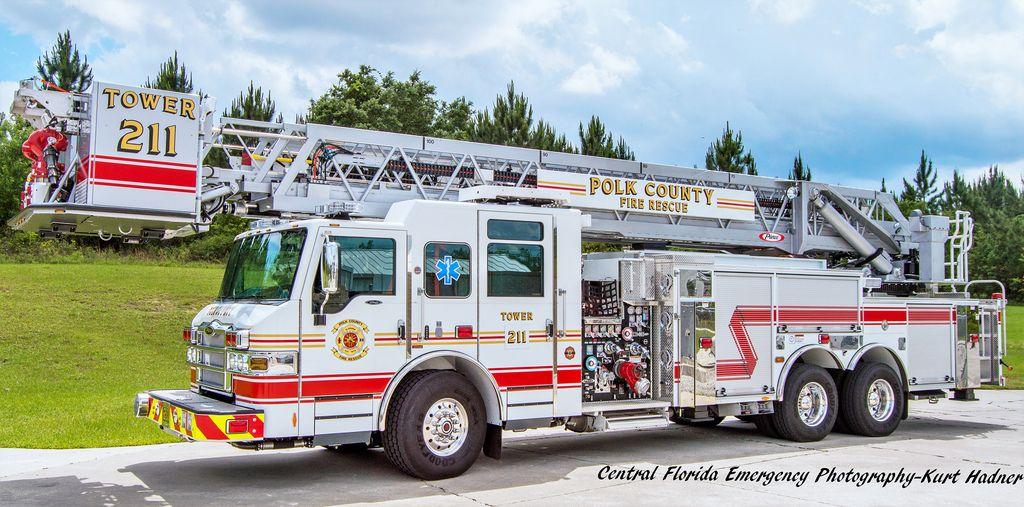 Pin By Jacob Thompson Arnone On Polk County Fier Trucks Fire
