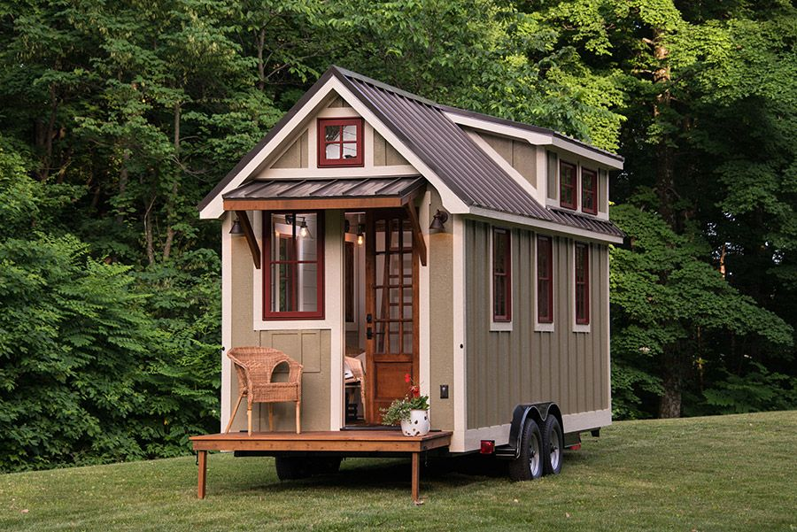 100 Tiny Houses That Make Downsizing Look Good Tiny houses