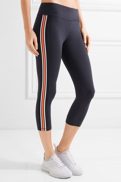 Striped leggings Tory Sport Drop Shipping 5tk6jB