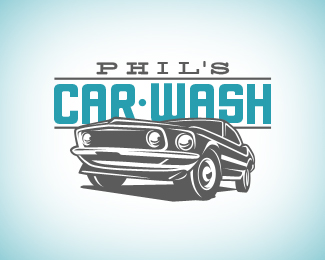 33 Brilliant Car Logo Designs | Car wash, Cars and Logos