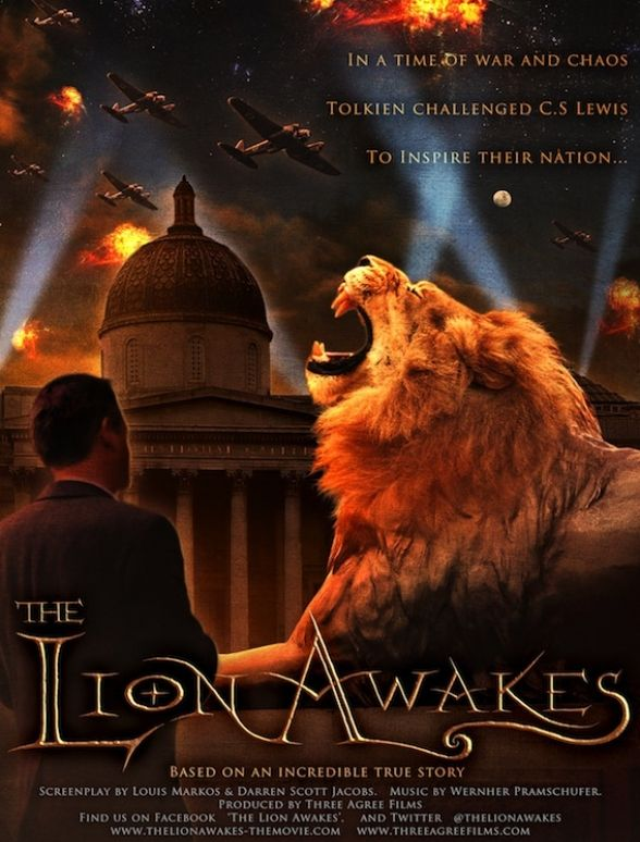 The Lion Awakes The C S Lewis Movie Christian Movie Christian