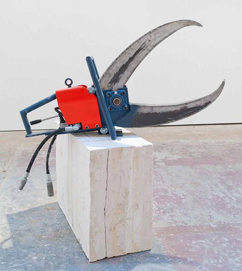 james capper: creatures with mechanical claws