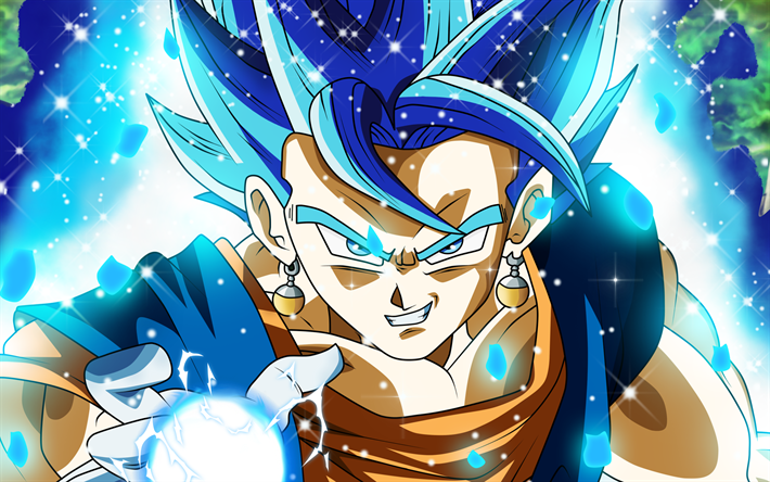 Download Wallpapers Son Goku Magic Ball Super Saiyan Blue Fire Dbs Super Saiyan God Artwork Dragon Ball Super Manga Dragon Ball Goku Besthqwallpapers Anime Dragon Ball Super Dragon Ball Super Manga