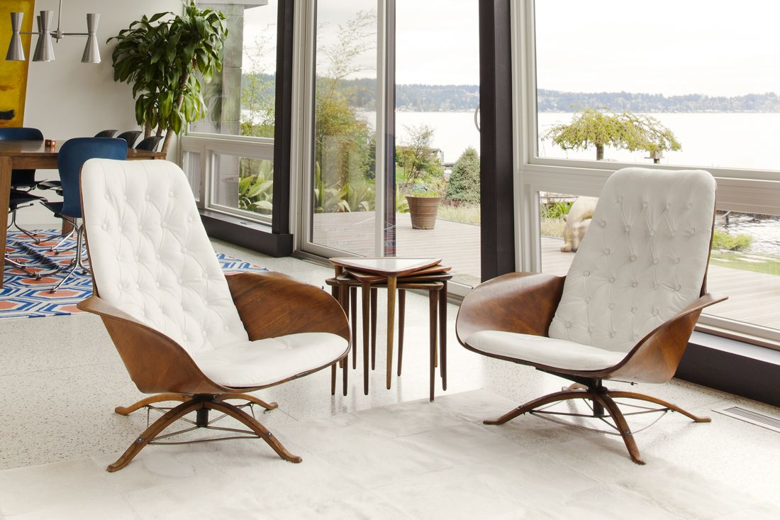 Mr chair inspirational house tours pinterest lounge chair