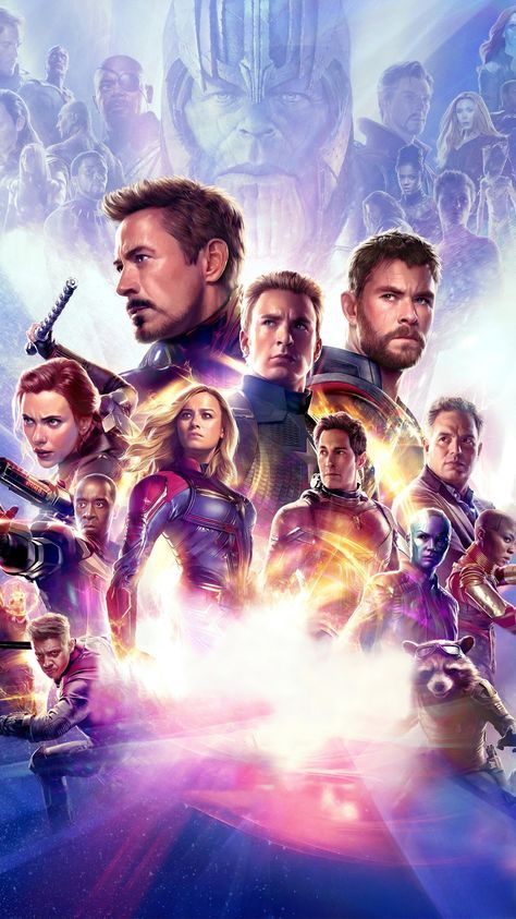 Avengers: Endgame (2019) Phone Wallpaper