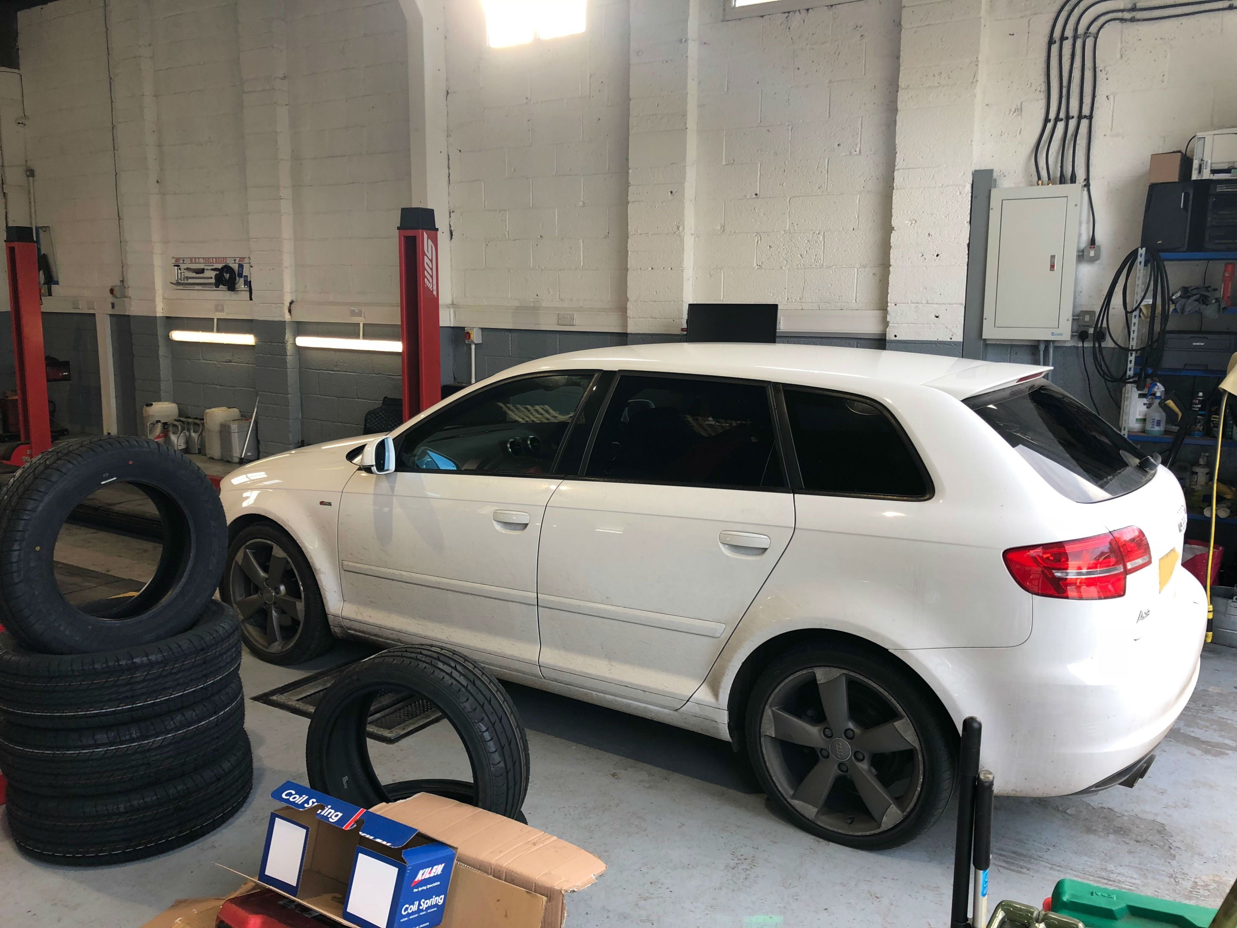 Pin by hartley garage on mot testing mot test audi a3 audi