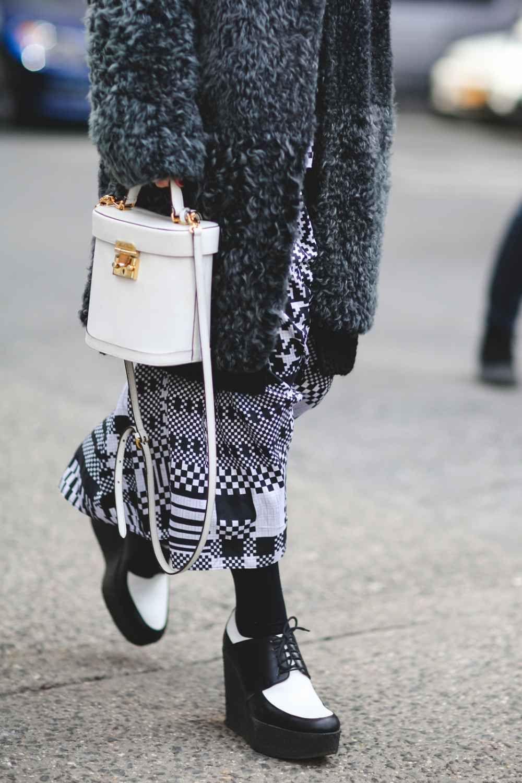 Best Bags Street Style NYFW Handbag Pictures