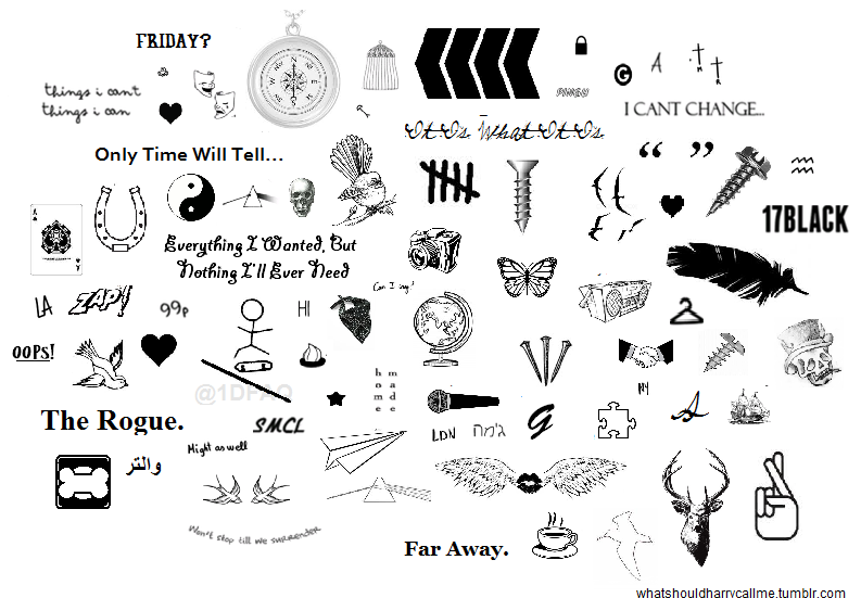 1dfaq On Twitter One Direction Tattoos One Direction Boy Tattoos